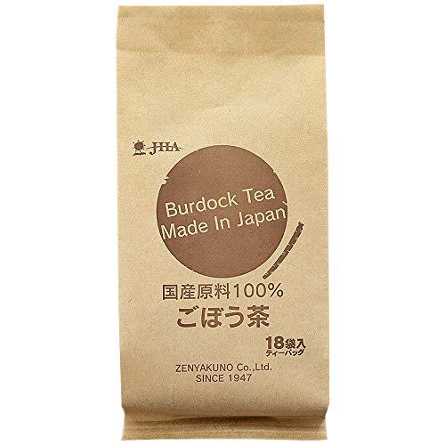 国産原料100%ごぼう茶 18P