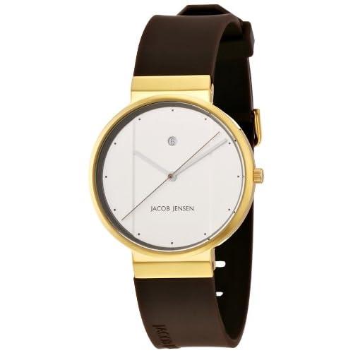 [ヤコブイェンセン]JACOB JENSEN 腕時計 Newシリーズ 758 メンズ 【正規輸入品】