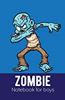 Zombie Notebook: A Monstrous Journal for Boys