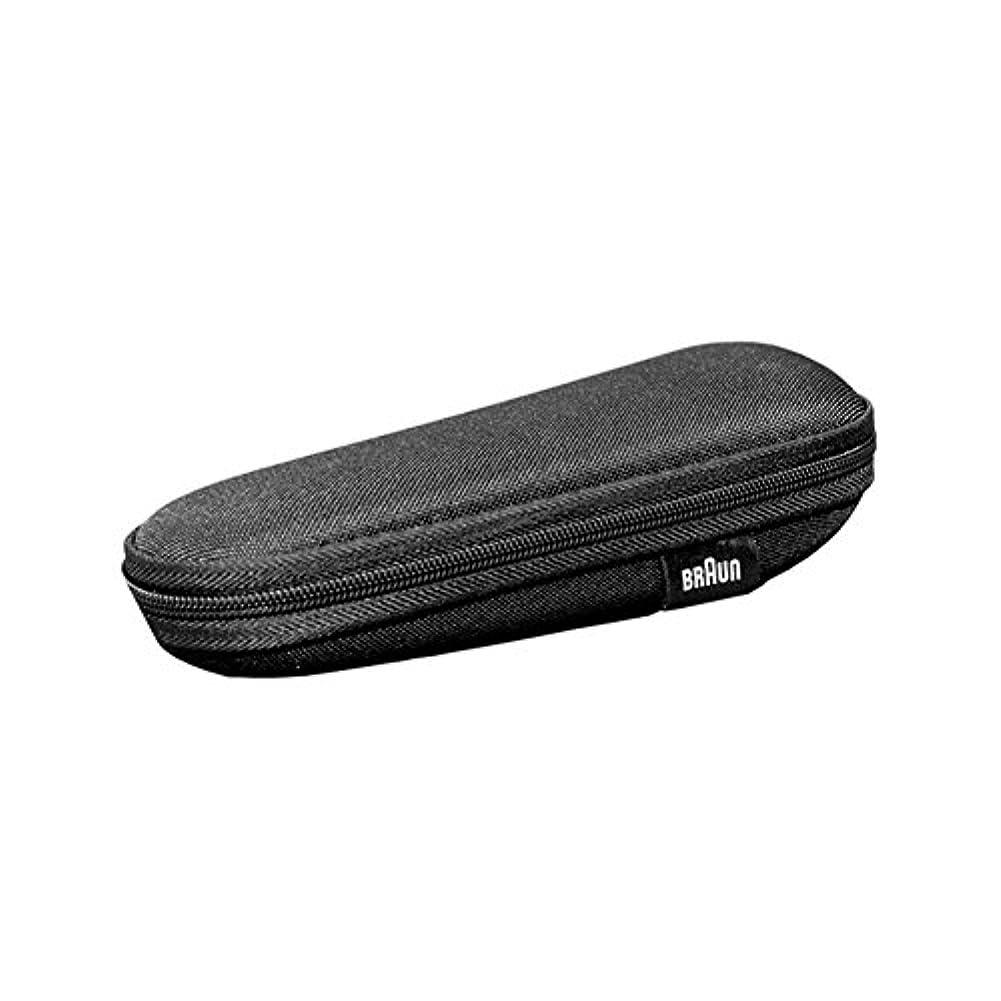 電池ベルベットのヒープHZjundasi Travel Hard ケース Protective バッグ ポーチ For Braun Shaver 3020S 3030S 3040S 3050CC