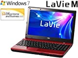 PC-LM750ES6R LaVie M