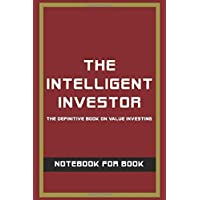 The Intelligent Investor Rev Ed NOTEBOOK FOR BOOK: lined Not…