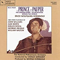 Music From The Prince And The Pauper, The Constant Nymph, Escape Me Never, Between Two Worlds, And Other Film Music