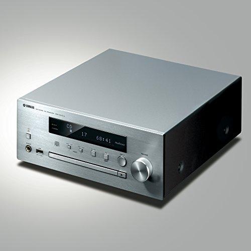 ヤマハ ネットワークCDレシーバー/AirPlay/radiko.jp/MusicCast®対応、Wi-Fi内蔵 CRX-N470(S)