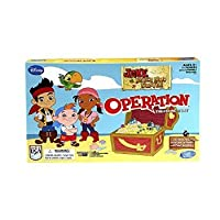 Operation Game Treasure Hunt Jake and the Neverland Pirates Edition おもちゃ [並行輸入品]