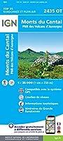 Monts du Cantal PNR des Volcans d'Auvergne 2019