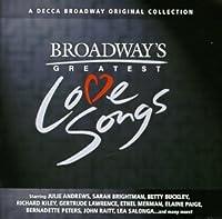 Broadway's Greatest Love Songs