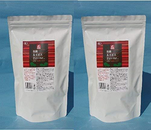 お徳用有機栽培ルイボスティー 徳用100包入×2個