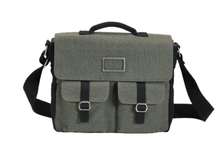 Ducti 10346BK Ft. Worth Laptop Messenger Bag