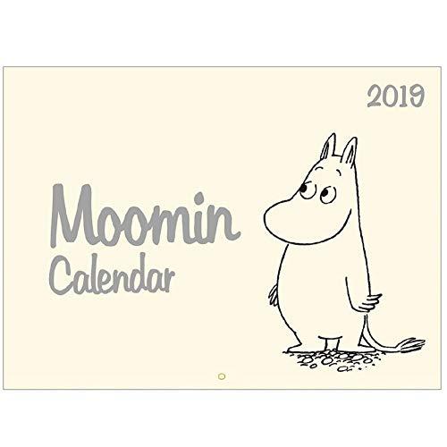 学研ステイフル ムーミン 2019年 カレンダー 壁掛け ウォール M16098