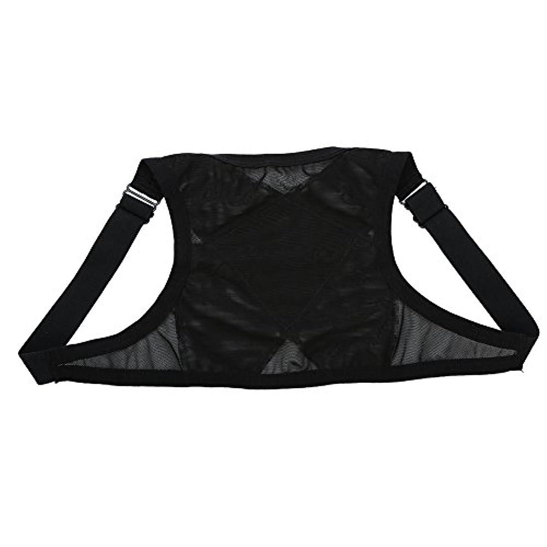主流勇気のあるパイプライン姿勢矯正具、整形外科用矯正具、肩の体位の矯正、整形外科用こぶの軽減のための包帯矯正具、青年用(M)