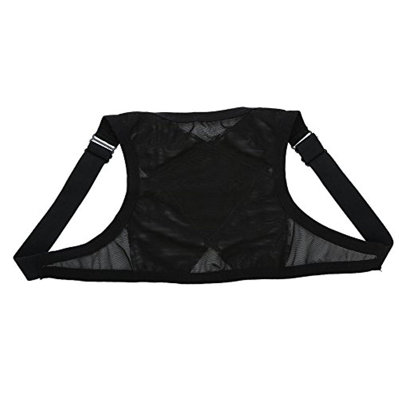 ドナーイヤホン大統領姿勢矯正具、整形外科用矯正具、肩の体位の矯正、整形外科用こぶの軽減のための包帯矯正具、青年用(M)