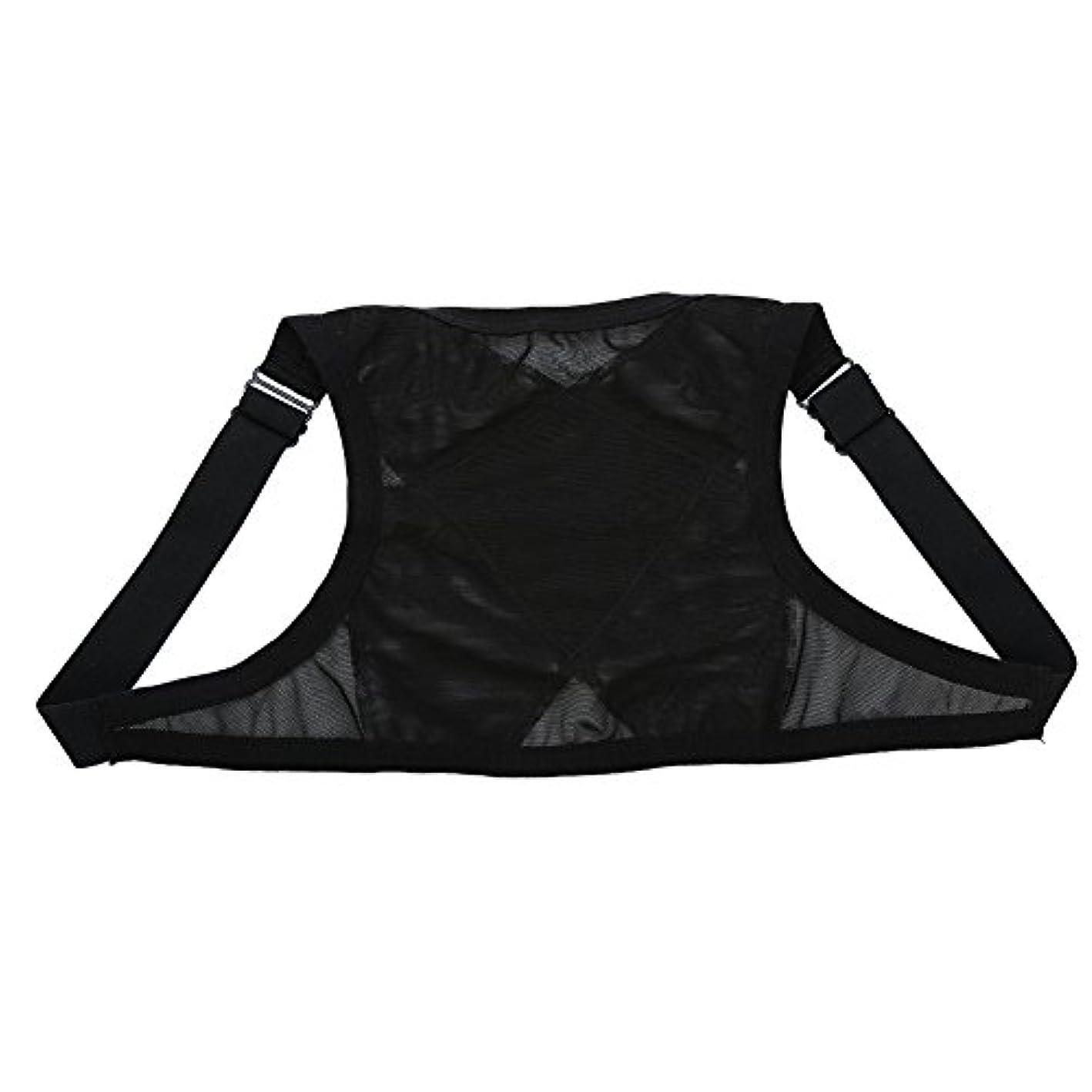 怠惰倉庫大宇宙姿勢矯正具、整形外科用矯正具、肩の体位の矯正、整形外科用こぶの軽減のための包帯矯正具、青年用(L)