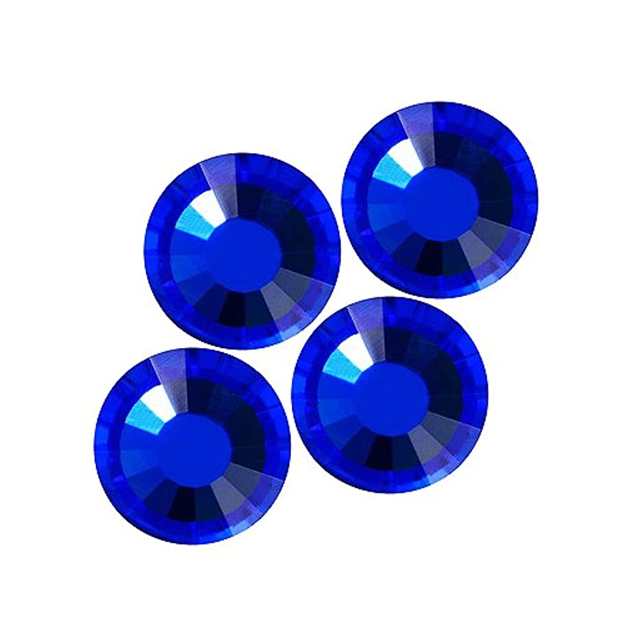 ナインへ滅多構築するバイナル DIAMOND RHINESTONE カプリブルー SS8 1440粒 ST-SS8-CBU-10G