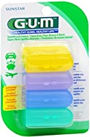 Butler Gum Toothbrush Anti-Bacterial Covers - 152RA, 743377 (Pack of 3)