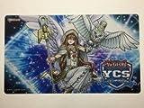 遊戯王 YCS 2015 【ライトロード・セイント・ミネルバ】 公式プレイマット