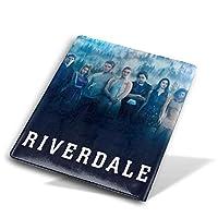 Riverdale TV Show 2 ブックカバー ノートカバー 手帳カバー メモ帳カバー 51*28cm A5 文庫本カバー PU本革 おしゃれ 人気柄 個性 子供 大人 読書 資料 雑貨 収納入れ 贈り物