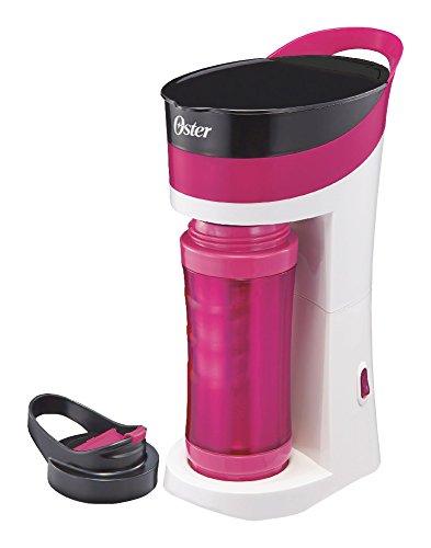 Oster 【ワンタッチでマグボトルにコーヒーを抽出】 コーヒーメーカー マイブリュー ピンク BVSTMYB-PK-040