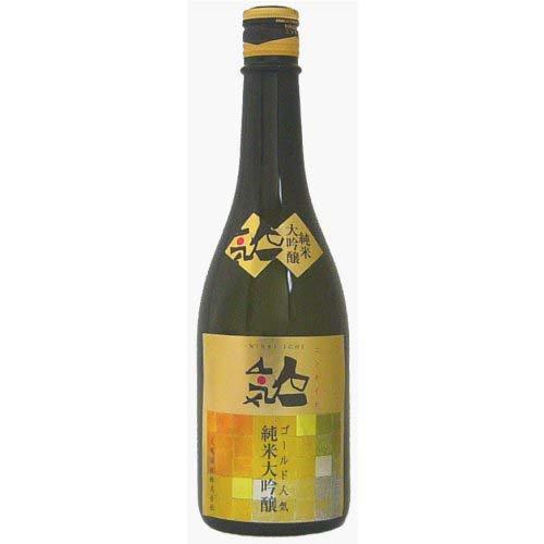 人気酒造 ゴールド人気 純米大吟醸 720ml [福島県]