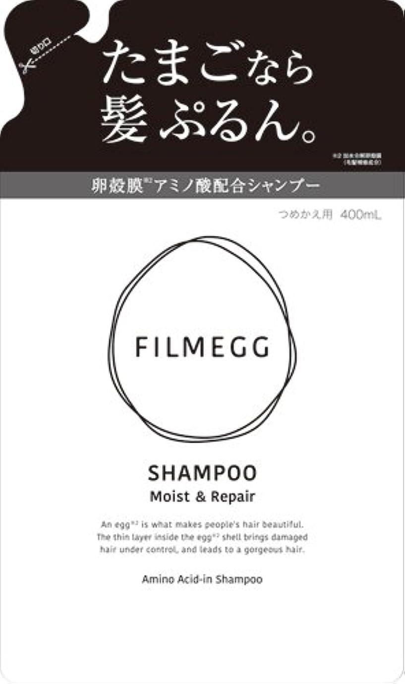 散る変数アピールFILMEGG(フィルメッグ) シャンプー 詰替え 400ml