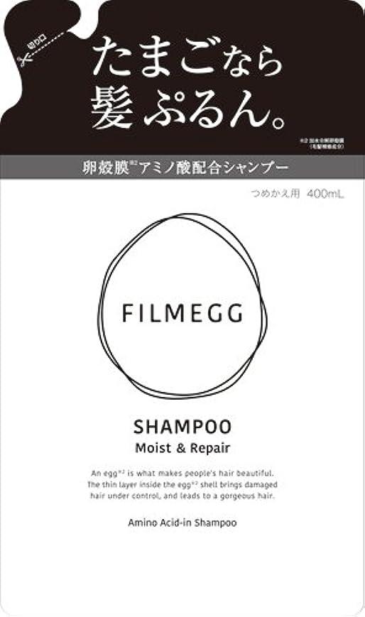 反映するいつかストローFILMEGG(フィルメッグ) シャンプー 詰替え 400ml