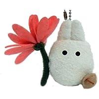ジブリコレクションマスコット情景シリーズ 小トトロ (お花) キーホルダー