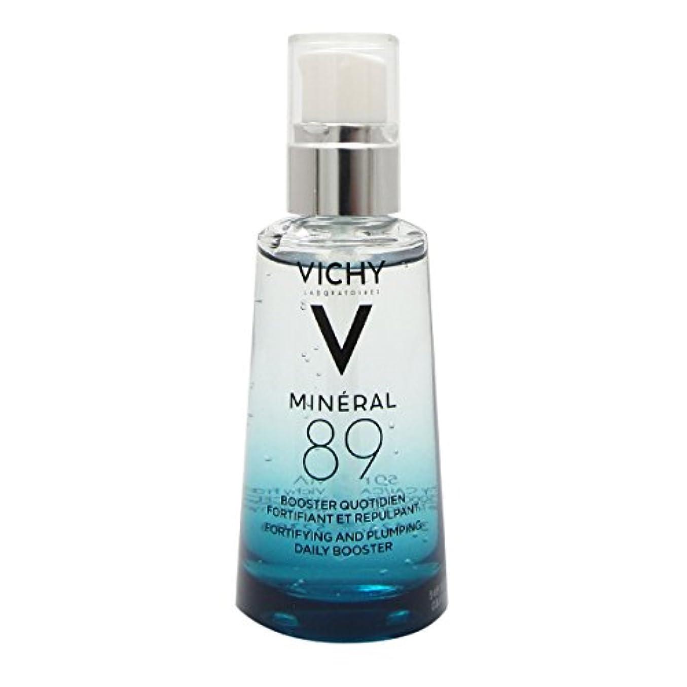 気味の悪い早く説明Vichy Mineral 89 Fortifying Concentrate Boost 50ml [並行輸入品]