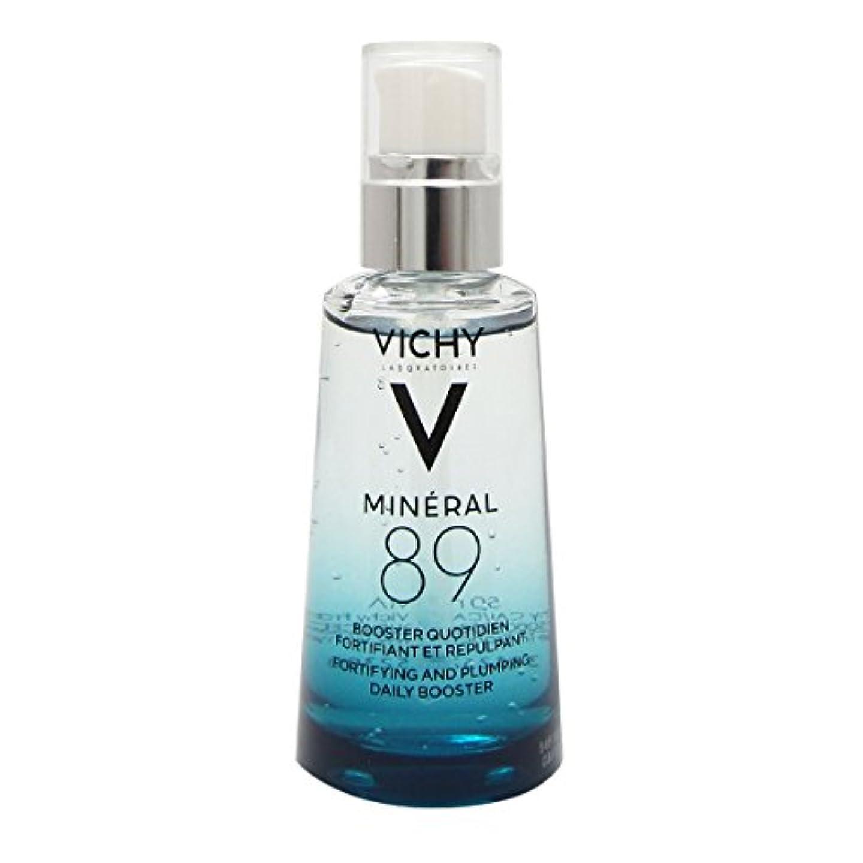 発音する電気的一口Vichy Mineral 89 Fortifying Concentrate Boost 50ml [並行輸入品]