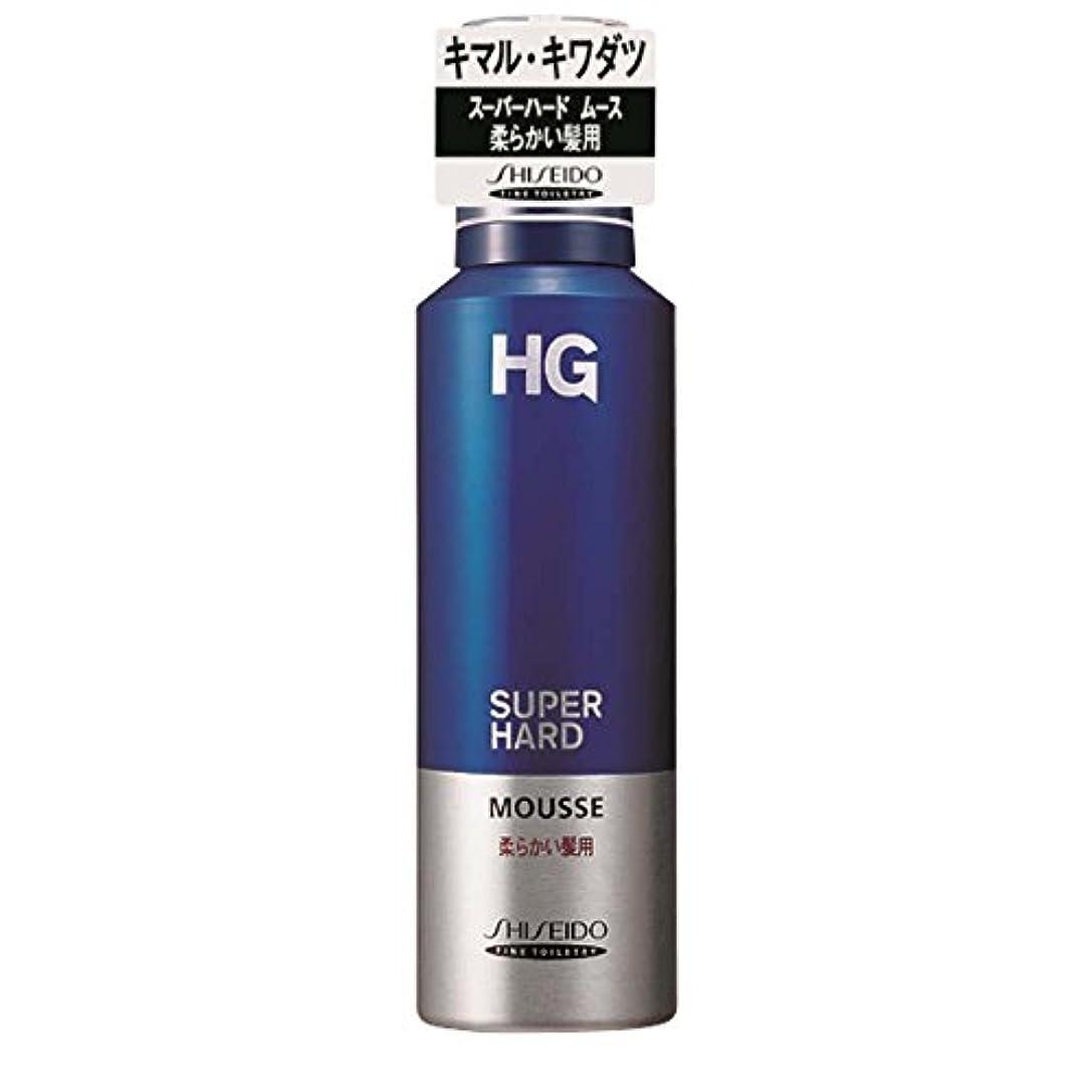 偉業シュガー求人HG スーパーハード ムース 柔かい髪 180g
