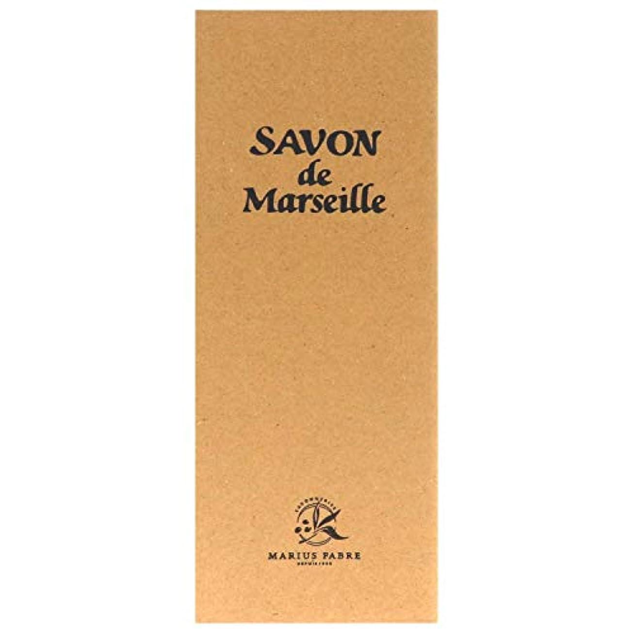 フラスコかんがい証言するサボン ド マルセイユ 木箱ギフト オリーブ