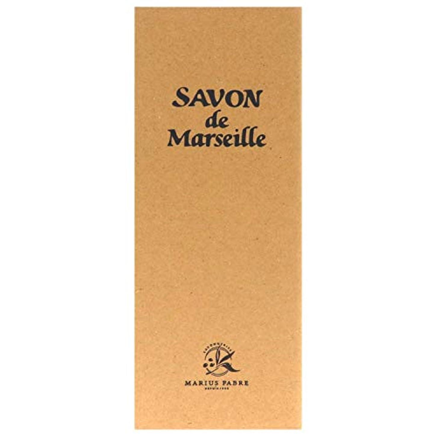 ブーム昇進必要性サボン ド マルセイユ 木箱ギフト オリーブ