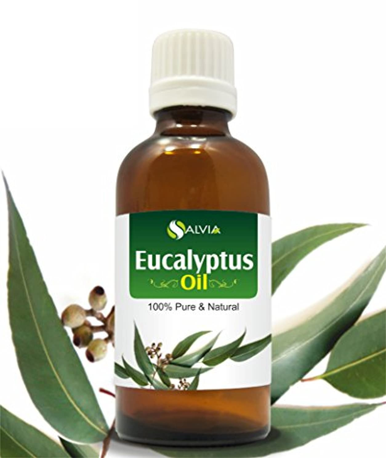 スマート中断独立してEUCALYPTUS OIL 100% NATURAL PURE UNDILUTED UNCUT ESSENTIAL OIL 15ML
