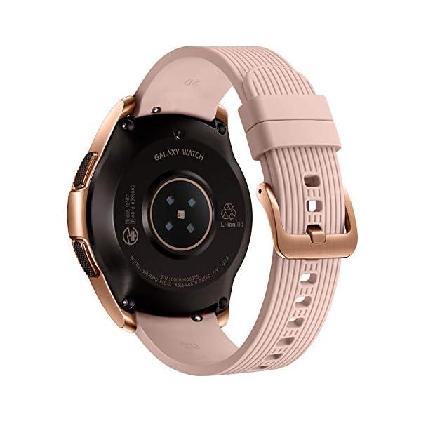 Galaxy Watch 42mm ローズゴー...の紹介画像4