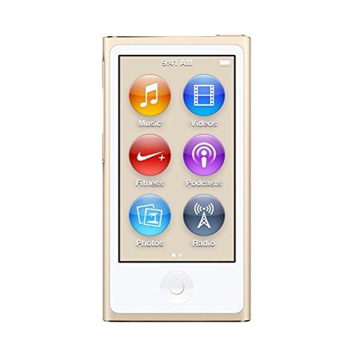 Apple iPod nano 16GB 第7世代 2015年モデル ゴールド MKMX2J/A