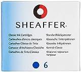 Best SHEAFFER万年筆 - シェーファー カートリッジインク ブルー 96223 正規輸入品 Review