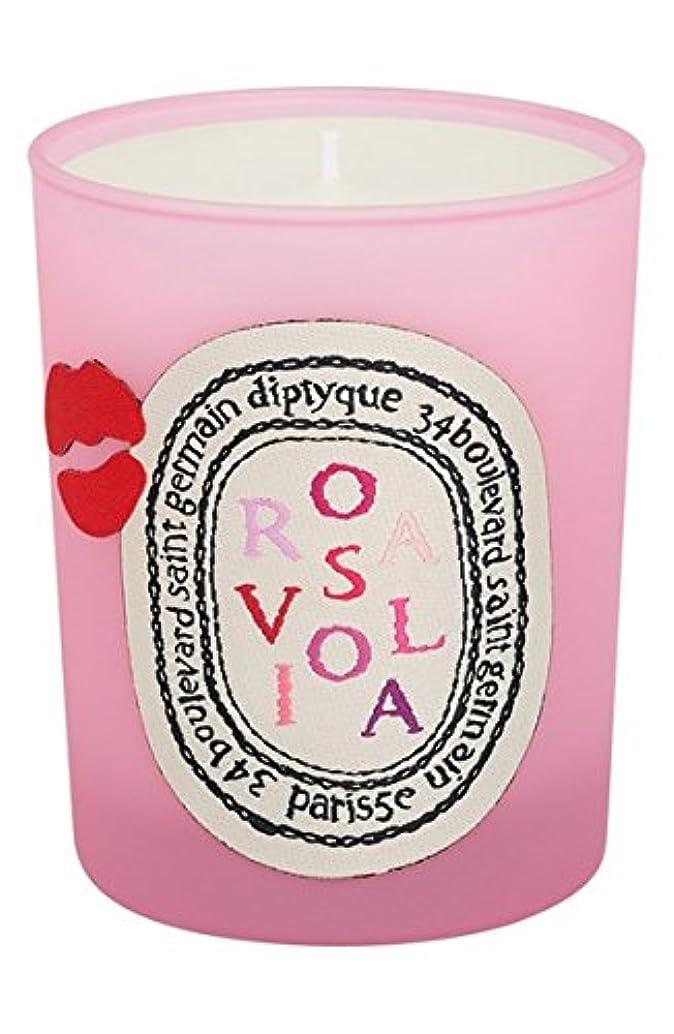 感情バスルームぞっとするようなDiptyque - Rosaviola (ディプティック ローザビオラ) キャンドル 6.7 oz (200ml) g