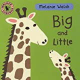 Big And Little Board Book (Walker Surprise)