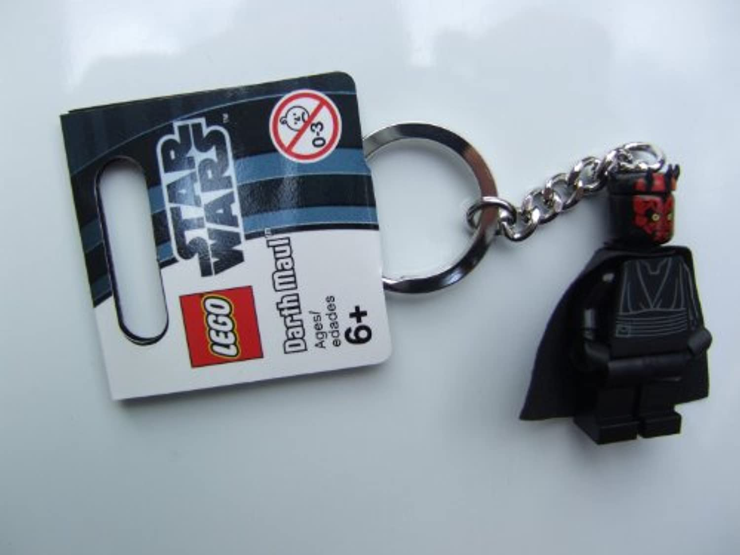 LEGO Star Wars: Darth Maul キーホルダー