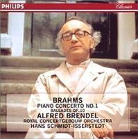 ブラームス : ピアノ協奏曲 第1番ニ短調