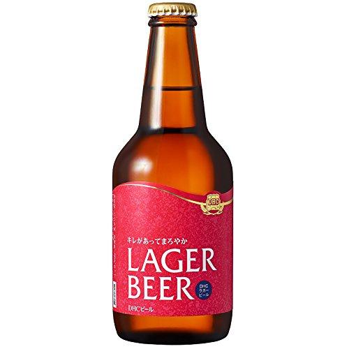 DHCビール ラガー 330ml 15本  (1ケース) クール便配送 -