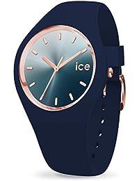 [アイスウォッチ]ICE-WATCH 腕時計 レディース アイスサンセット ICE sunset ミディアム ブルー 015751 [正規輸入品]