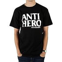 (アンチヒーロー)Anti-Hero Skateboards Tシャツ アンタイヒーロー Blackhero T-Shirt S,M,L,XLサイズ Black(ブラック)