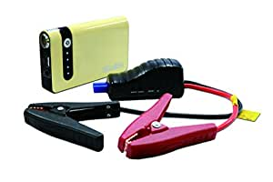 [Charge and starter] チャースタ (ジャンプ スターター 大容量モバイルバッテリー) USB充電ポート内蔵 バッテリー上がり 対策に CHA021