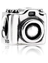 PANDORA Charms Sterling Silver Original Camera Charm