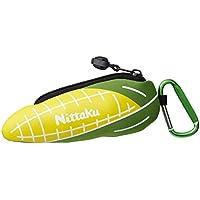 ニッタク(Nittaku) 卓球 ケース もろこしくん ボール2個入れ用 NL-9198