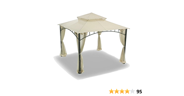 Amazon Co Jp Garden Winds Replacement Canopy For Summer Veranda Gazebo Models L Gz093pst G Gz093pst Will Not Fit Any Other Frame 141 ĸ¦è¡Œè¼¸å…¥ Sports