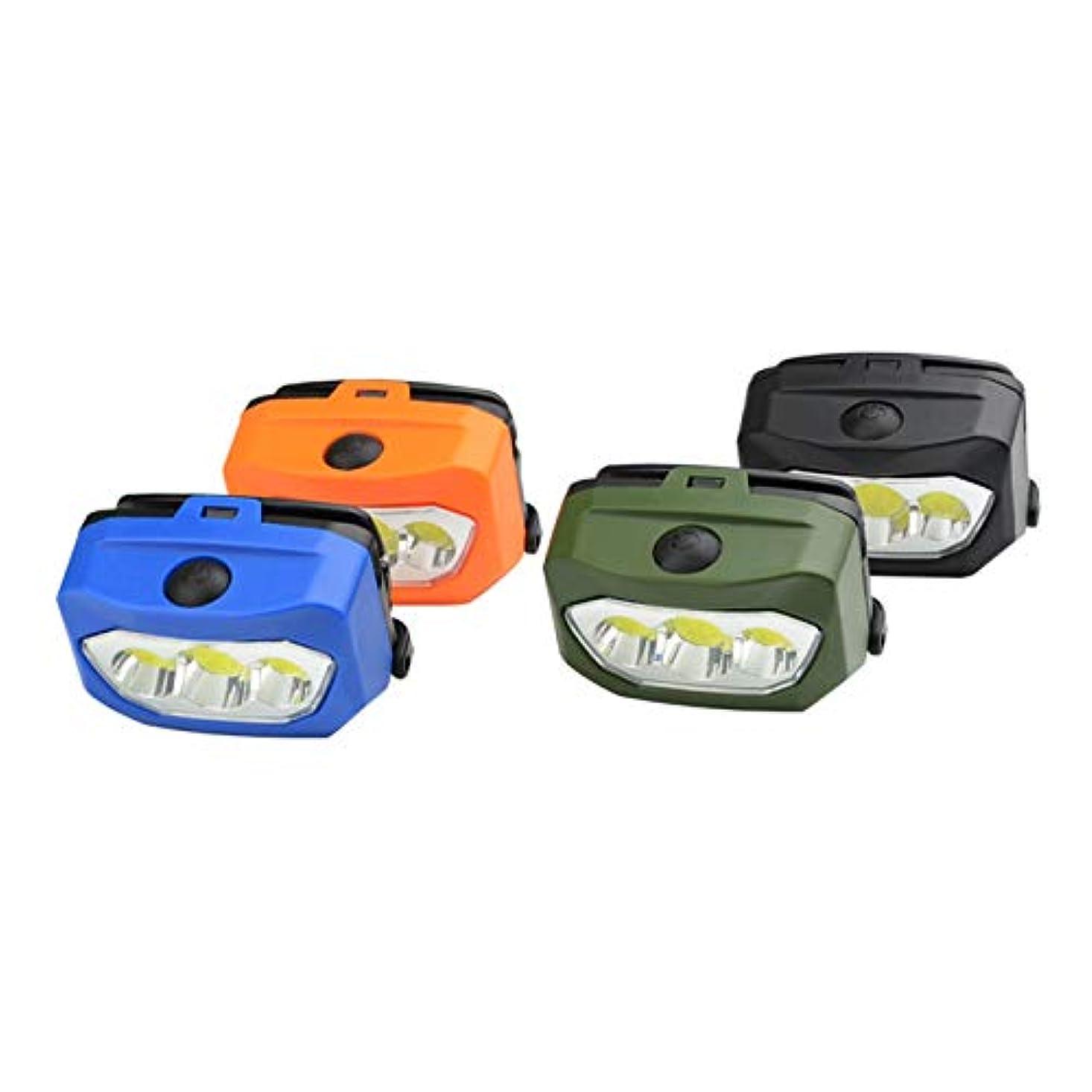 悲観主義者天の文法KISENG 600lm 3xCDB LED 2モード バイク 自転車 サイクリング ヘッドライト USB充電 防水ヘッドランプ オートバイ