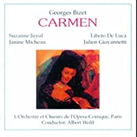 Carmen by G. Bizet