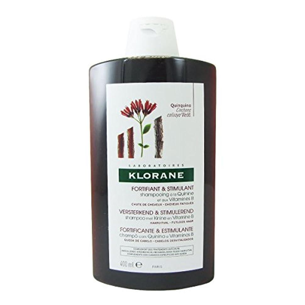 ペニー外観属性Klorane Quinine Fortifying Shampoo 400ml [並行輸入品]