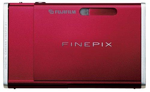 FUJIFILM FinePix Z1 R デジタルカメラ レッド